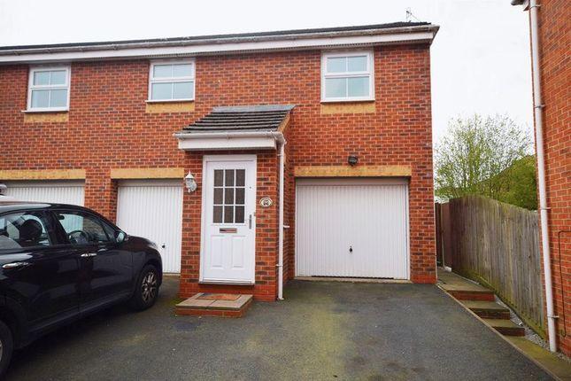 Thumbnail Flat to rent in Minton Grove, Baddeley Green, Stoke On Trent