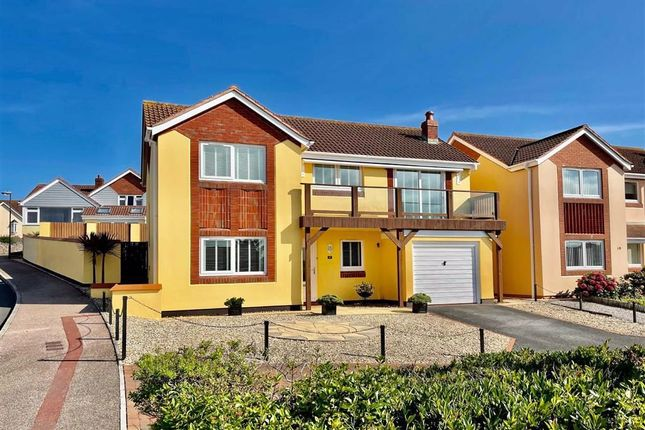 4 bed detached house for sale in Washbourne Close, Wall Park Area, Brixham TQ5
