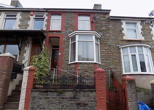 Thumbnail Terraced house for sale in Duke Street, Abertillery