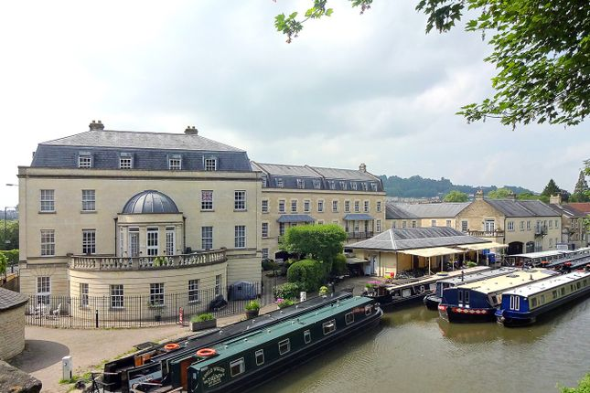 Thumbnail Flat for sale in Sydney Wharf, Bath