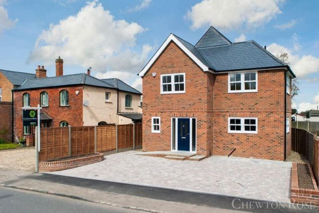 Thumbnail Detached house for sale in North Street, Winkfield