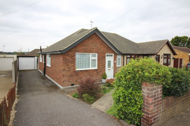 Thumbnail Semi-detached bungalow for sale in Green Lane, Leigh-On-Sea