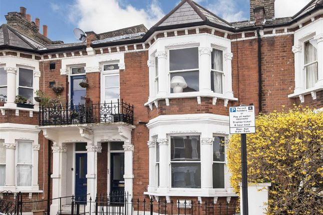 Thumbnail Flat to rent in Whittingstall Road, London