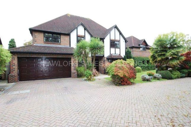 Thumbnail Detached house to rent in Gainsborough Place, Chigwell