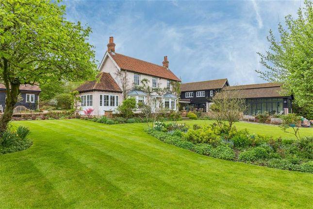 Thumbnail Detached house for sale in Ashendene Road, Bayford, Hertfordshire