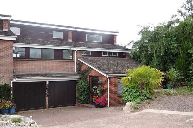 Thumbnail Semi-detached house to rent in Countess Wear Road, Exeter