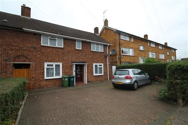 3 bed end terrace house for sale in Cambria Gardens, Stanwell, Staines