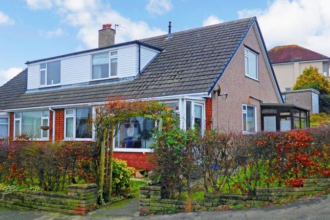 Thumbnail Bungalow for sale in Pinewood Avenue, Bolton Le Sands, Carnforth