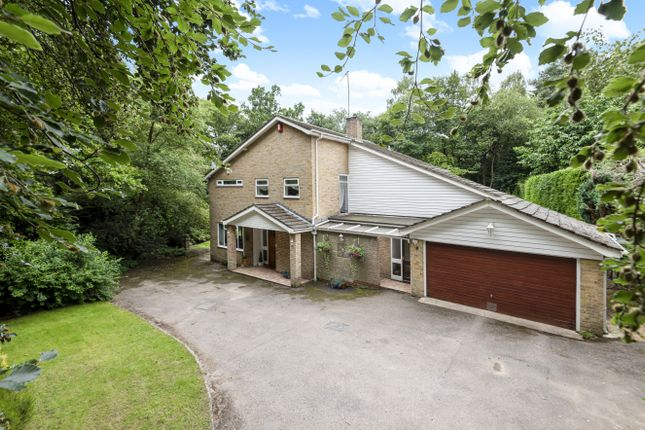 Thumbnail Detached house for sale in Roman Road, Chilworth, Southampton, Hampshire