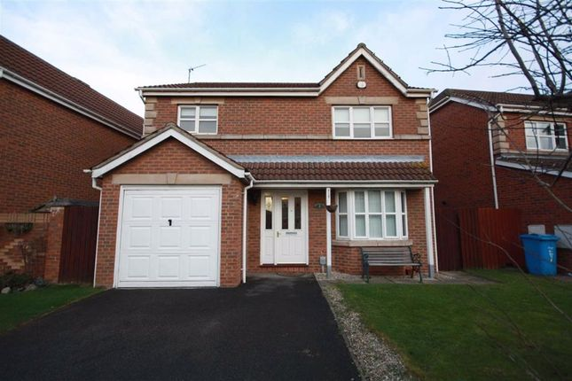 Thumbnail Detached house to rent in Corinthian Way, Victoria Dock, Hull