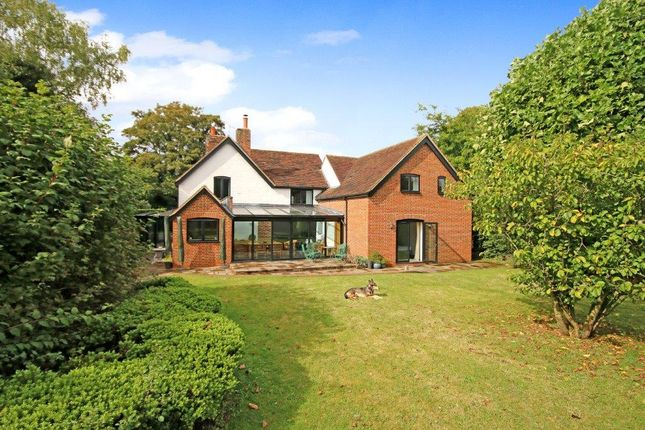 Thumbnail Detached house for sale in Nackington Road, Canterbury