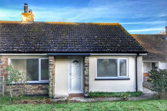 Thumbnail Semi-detached bungalow for sale in Horsepool Road, Sheviock, Torpoint