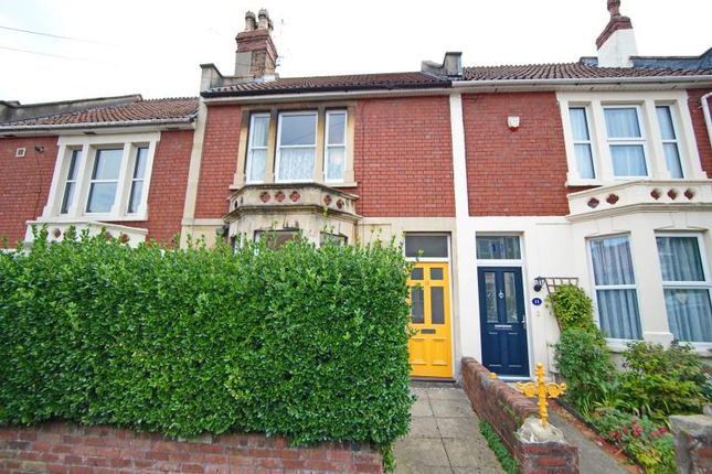 Thumbnail Terraced house to rent in Tortworth Road, Horfield, Bristol