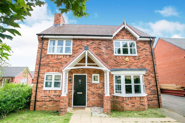 Thumbnail Detached house for sale in Norman Croft, Shefford