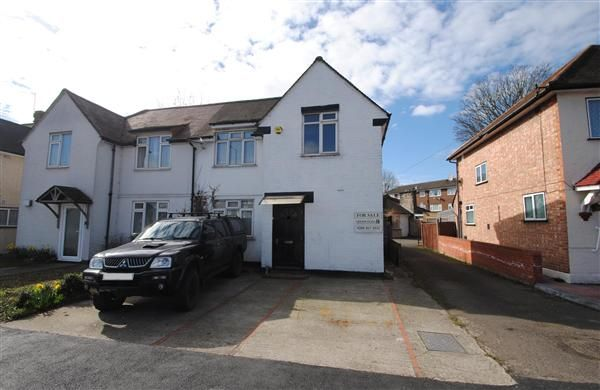Thumbnail Semi-detached house for sale in Harlington Road East, Feltham