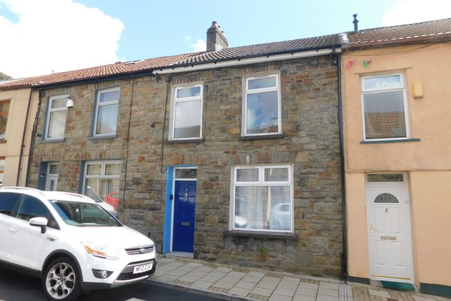 3 bed terraced house to rent in Queen Street, Pentre CF41