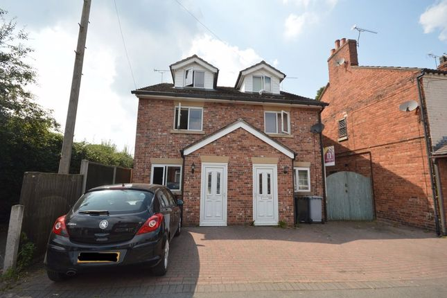 Thumbnail Semi-detached house to rent in Henry Street, Haslington, Crewe