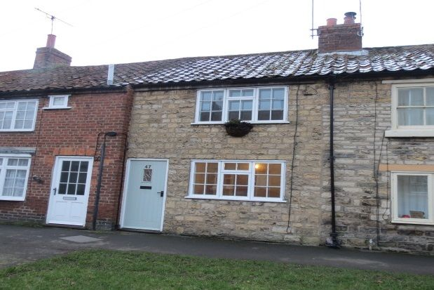 Thumbnail Cottage to rent in Westgate, Pickering