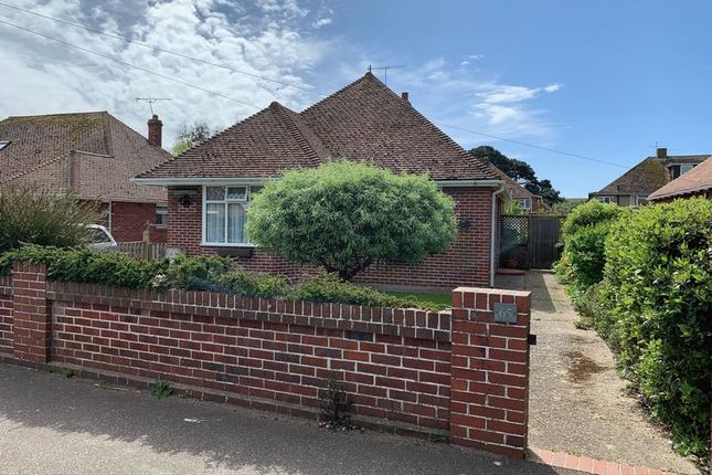 Thumbnail 2 bed detached bungalow for sale in Little Mead, Marlborough Road, Goring-By-Sea, Worthing
