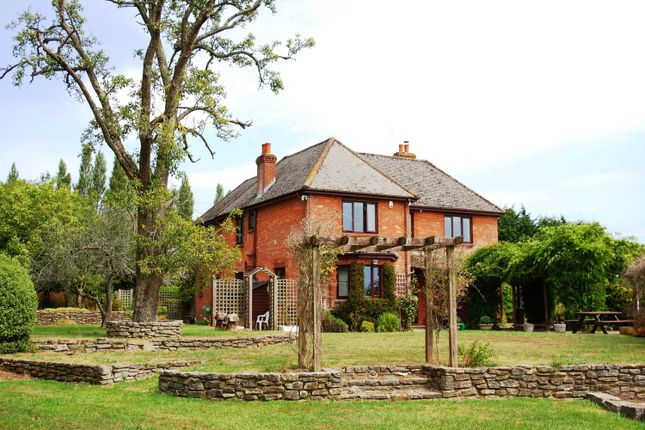 Thumbnail Detached house for sale in Bulbury Lane, Lytchett Minster, Poole