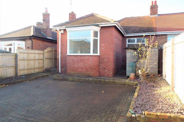 Rear Yard of Tudor Avenue, North Shields NE29