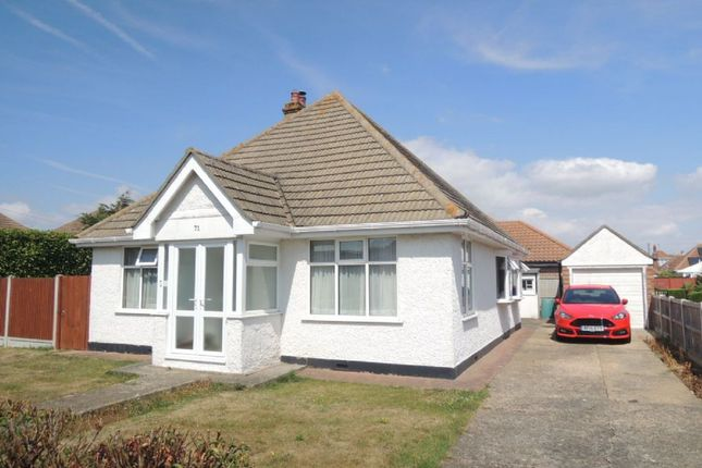 Thumbnail Detached bungalow for sale in Dulwich Road, Holland-On-Sea, Clacton-On-Sea