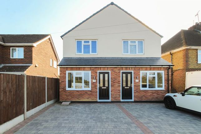 Thumbnail Property for sale in London Road, Marks Tey, Colchester