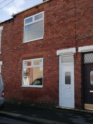 2 bed terraced house to rent in Hillside Road, Coundon Bishop Auckland DL14