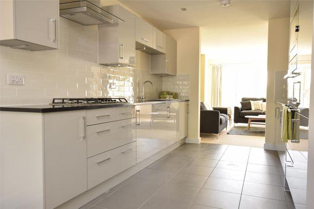 Thumbnail Detached house for sale in The Farrington, Avon Valley Gardens, Bath Road, Keynsham, Bristol