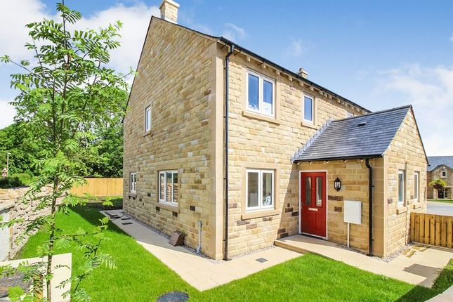 Thumbnail Semi-detached house for sale in Station Road, Hornby, Lancaster