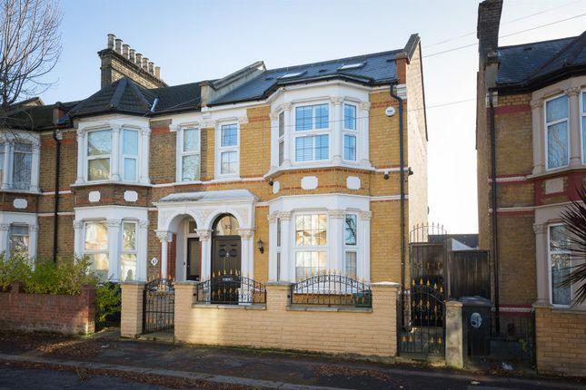 Thumbnail Terraced house for sale in Cedars Avenue, London
