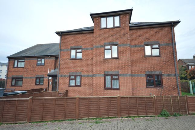 Thumbnail Flat to rent in Brooklyn Road, Dovercourt, Harwich