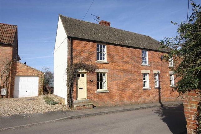 Thumbnail Semi-detached house for sale in Bradenstoke, Chippenham