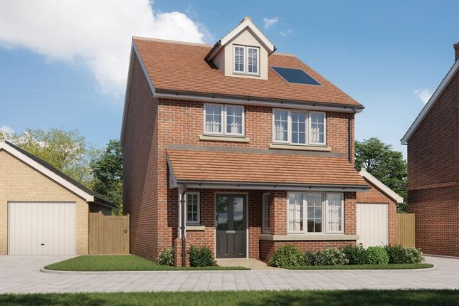Thumbnail Detached house for sale in Coggeshall Road, Braintree