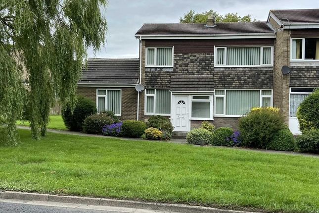 Terraced house for sale in Alexandra, Hall Close, Cramlington