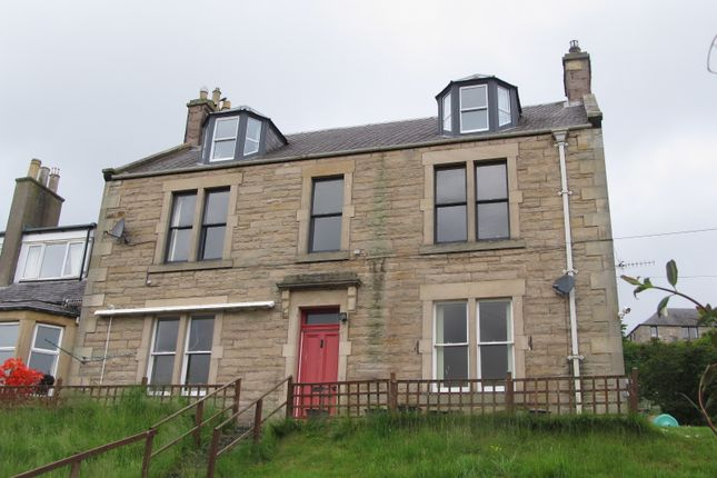 Thumbnail Maisonette for sale in Rosebank House, Lanton Road, Jedburgh