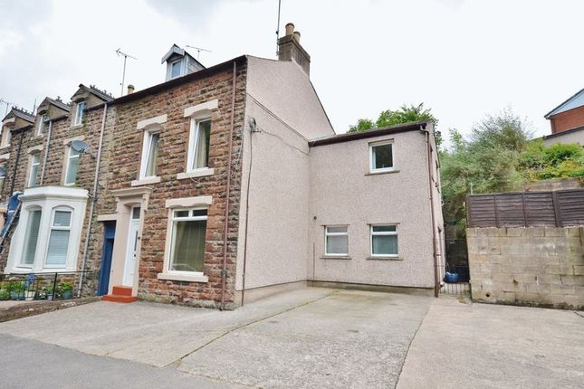 Thumbnail End terrace house for sale in The Ghyll, Maryport