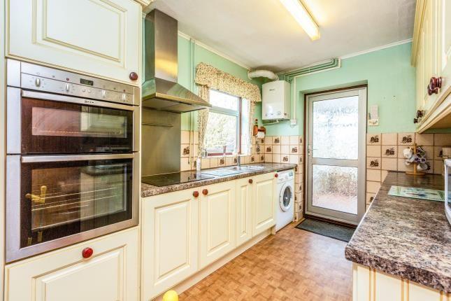 Kitchen of Woodlands Rise, Swanley, Kent, . BR8