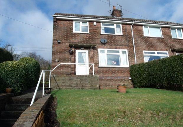 Thumbnail Semi-detached house to rent in Rutland Place, Ambergate, Belper, Derbyshire