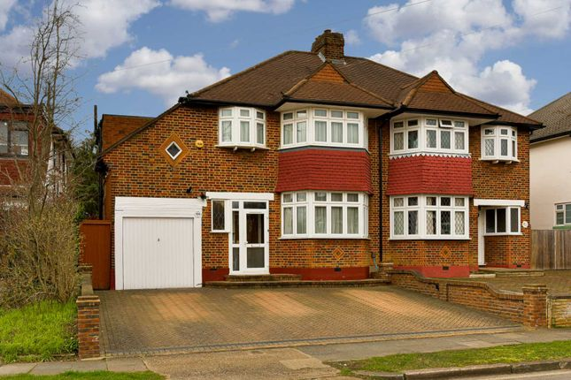 4 bed semi-detached house to rent in Stoneleigh Park Road, Stoneleigh KT19