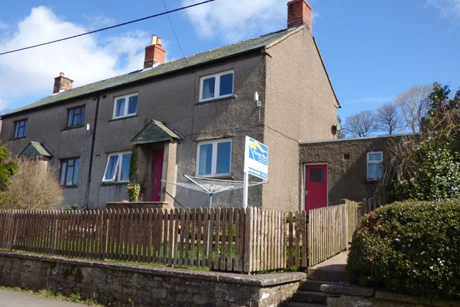 Thumbnail Semi-detached house for sale in Vicarage Terrace, Nenthead, Alston
