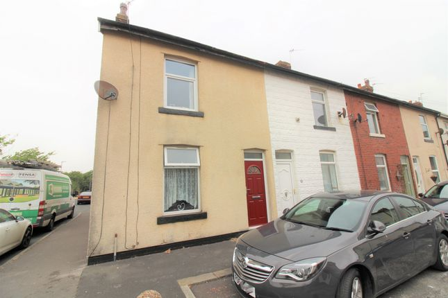 Thumbnail End terrace house for sale in John Street, Thornton