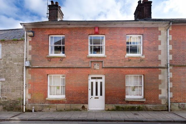 Thumbnail Town house for sale in The Courtyard, Bell Street, Shaftesbury