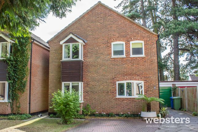 Thumbnail Detached house for sale in Coach House Court, Unthank Road, Norwich