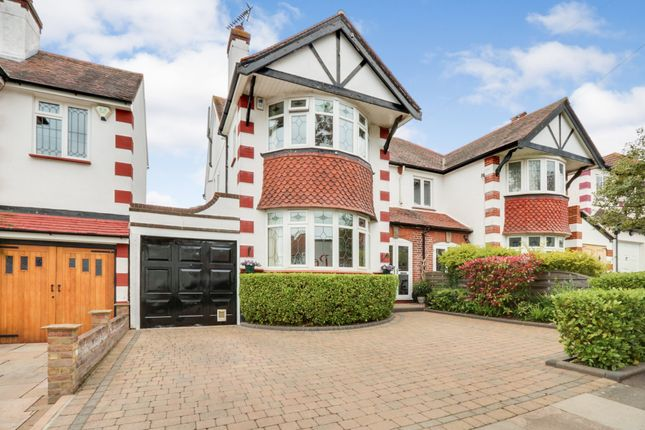 Thumbnail Semi-detached house for sale in Chapmans Walk, Leigh-On-Sea