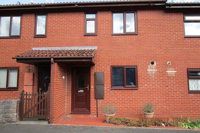 Thumbnail Terraced house to rent in 41 Fairmeadows, Maesteg, Bridgend.