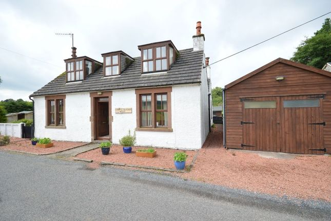 4 bed detached house for sale in Cample Slacks House, Closeburn, Thornhill