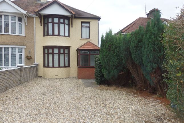 Thumbnail Semi-detached house for sale in Warner Place, Llanelli