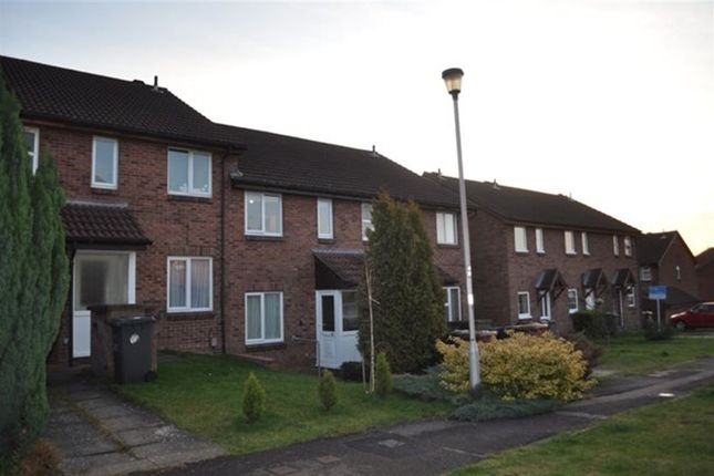 Thumbnail Flat to rent in Swift Close, Letchworth Garden City