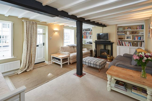 Thumbnail Cottage for sale in High Street, Ramsbury, Marlborough, Wiltshire